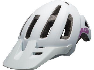 Bell Nomad W, matte white/purple
