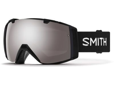 Smith I/O, black/Lens: cp sun platinum mir - Skibrille