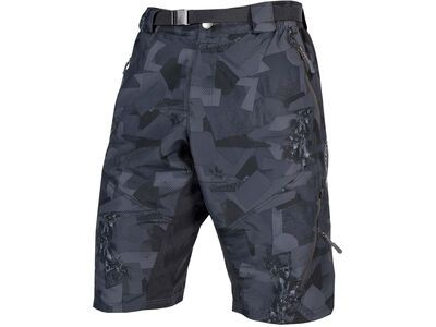 Endura Hummvee Short II with Liner grey camo