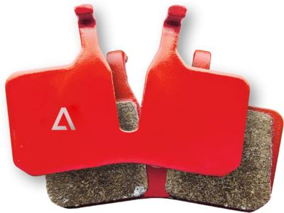 Cube Acid Scheibenbremsbelag Magura MT5 - gesintert red