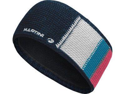 Martini Frost_Headband iris/indigo