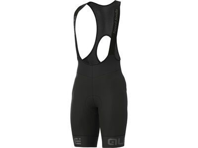 Ale Speedfondo Bibshorts, black-grey - Radhose