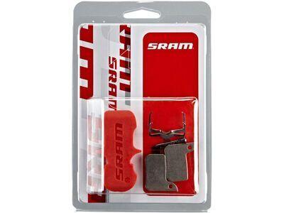 SRAM Road / Level Disc Brake Pads - organisch/Aluminium - Bremsbelag