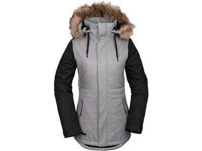 Volcom Fawn Ins Jacket, heather grey - Snowboardjacke