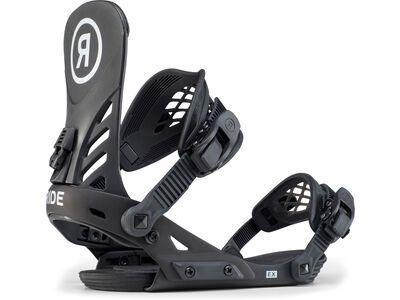Ride EX 2020, black - Snowboardbindung