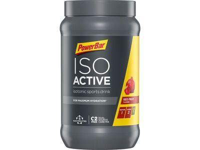PowerBar Isoactive - Red Fruit Punch 600 g