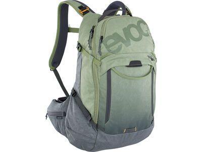 Evoc Trail Pro 26l - L/XL light olive/carbon grey