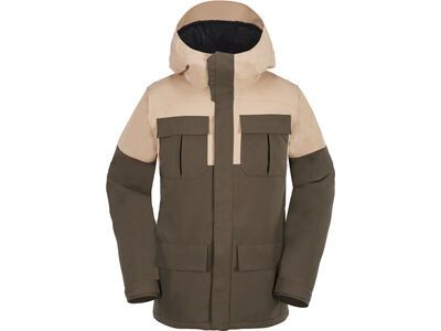 Volcom Alternate Insulated Jacket, teak - Snowboardjacke