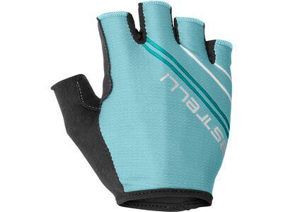 Castelli Dolcissima 2 W Glove, aruba blue/turquoise/green - Fahrradhandschuhe