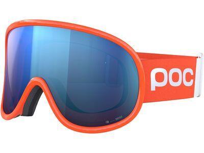 POC Retina Big Clarity Comp Spektris Blue fluorescent orange