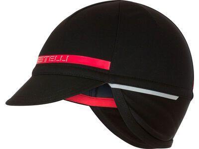 Castelli Difesa 2 Cap, black - Radmütze