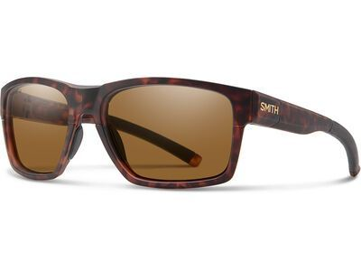 Smith Caravan Chromapop Polarized Brown matte tortoise