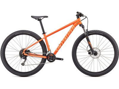Specialized Rockhopper Sport 27.5 2021, blaze/ice papaya - Mountainbike