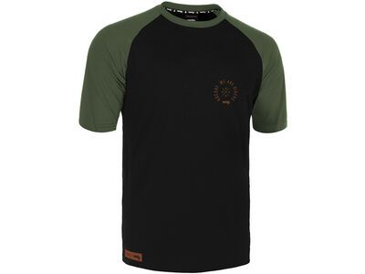 Rocday Roost Jersey black/green