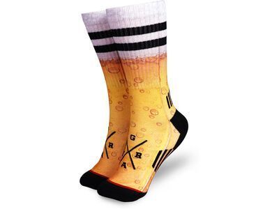Loose Riders Technical Socks Cheers yellow/black