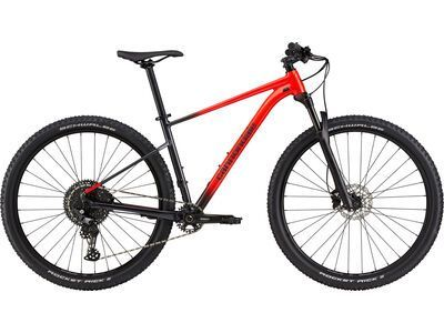 Cannondale Trail SL 3 rally red 2021