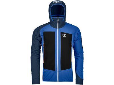 Ortovox Merino Naturtec Light Col Becchei Jacket M just blue
