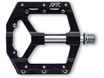 Cube RFR Pedale Flat SLT 2.0, black´n´grey