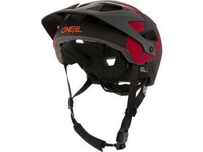 ONeal Defender Helmet Nova red/orange