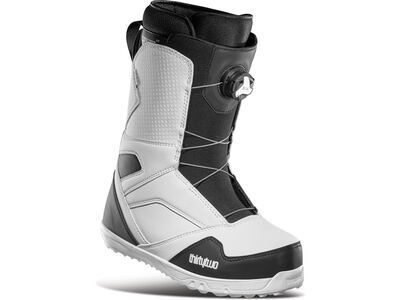 Thirtytwo STW Double Boa 2021, white/black - Snowboardschuhe