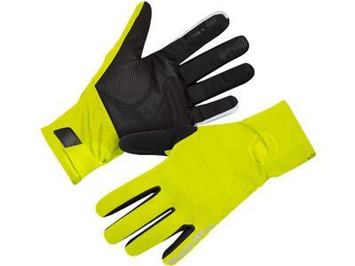 Endura Deluge Waterproof Glove, neon-gelb - Fahrradhandschuhe