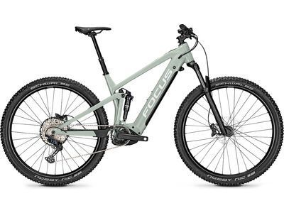 Focus Thron² 6.8 2021, sky grey - E-Bike