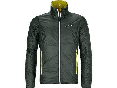 Ortovox Swisswool Piz Boval Jacket M, green pine