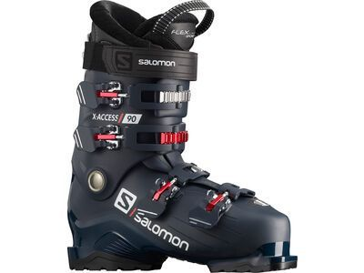 Salomon X-Access 90 2020, petrol blue/red - Skiboots