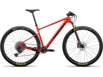 Santa Cruz Highball CC X01 ember/storm grey 2021