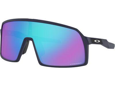 Oakley Sutro S Prizm, matte navy/Lens: prizm sapphire - Sportbrille