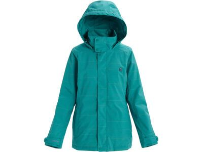 Burton Women's Jet Set Jacket, green-blue space dye - Snowboardjacke