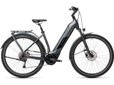 Cube Kathmandu Hybrid ONE 625 Easy Entry iridium´n´black 2021