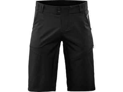 Cube Tour Lightweight Shorts inkl. Innenhose, black - Radhose