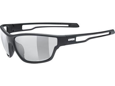 uvex sportstyle 806 v variomatic smoke black mat