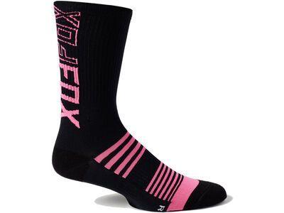 """Fox Womens 8"""" Ranger Sock black"""