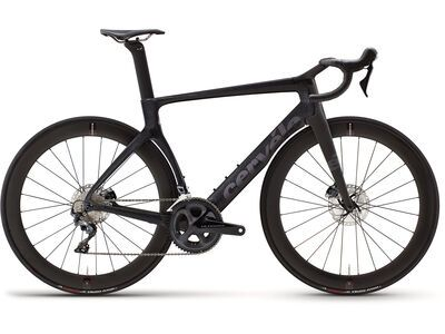 Cervelo S5 Ultegra Disc carbon/metallic 2021