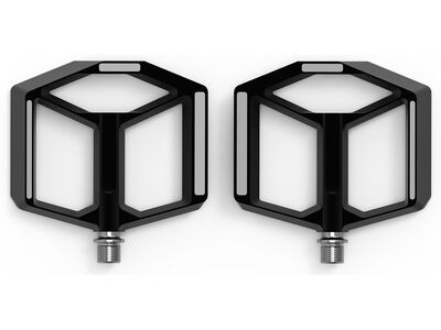 Cube Acid Pedale Flat A2-IB Hybrid, black