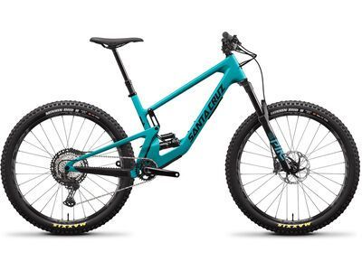 Santa Cruz 5010 C XT loosely blue 2021