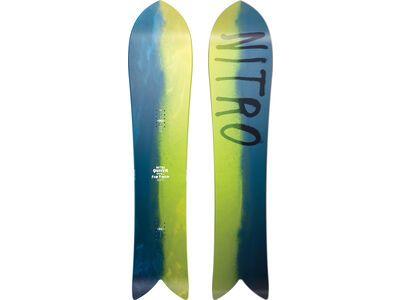 Nitro Quiver Fintwin 2021 - Snowboard