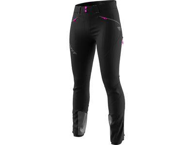 Dynafit TLT Touring Dynastretch Women Pants, black out - Skihose