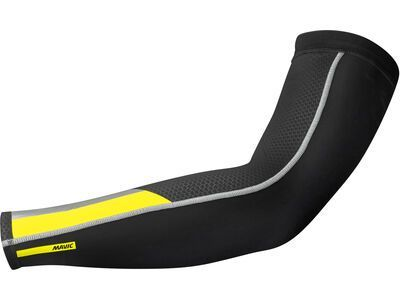 Mavic Vision Arm Warmer, black - Armlinge