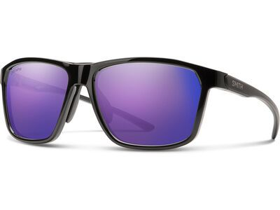 Smith Pinpoint Chromapop Violet Mirror black