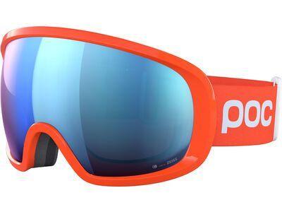 POC Fovea Clarity Comp Spektris Blue fluorescent orange