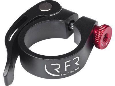 Cube RFR Sattelklemme mit Schnellspanner, black´n´red