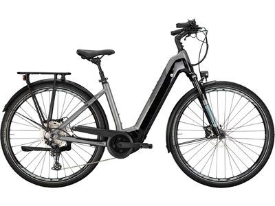 Conway Cairon T 300 Wave 500 2021, silver/grey - E-Bike