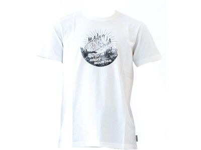 Rocky Mountain RMB/Maloja T-Shirt Men, vintage white - T-Shirt