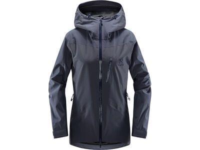 Haglöfs Niva Jacket Women, dense blue - Skijacke