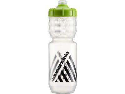 Cannondale Retro Bottle 750 ml, clear/green - Trinkflasche