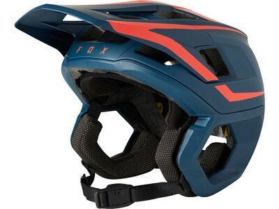 Fox Dropframe Pro Helmet Driver dark indigo