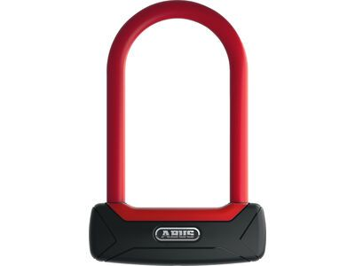 Abus Granit Plus 640/135HB150, red - Fahrradschloss